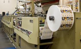 Processi di stampa flessografica e CI Press Printing Processes