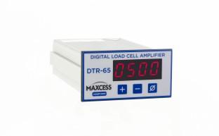 DTR-65 Digitaler Messverstärker für Schaltschrankfronteinbau